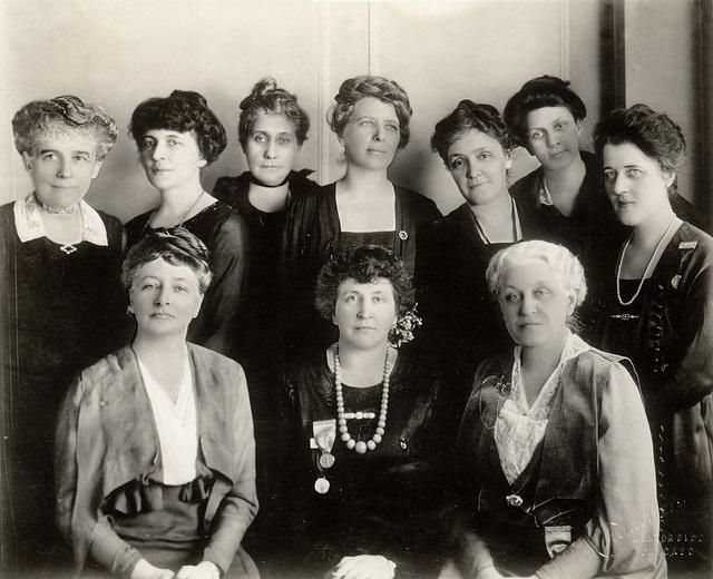 LWV Board, 1920