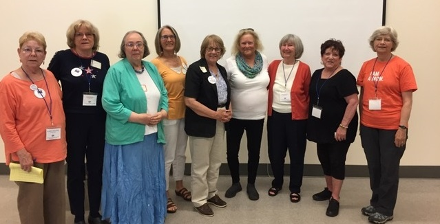 LWV Diablo Valley board members