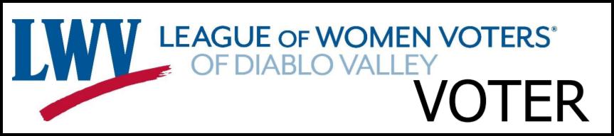 LWVDV Voter Newsletter