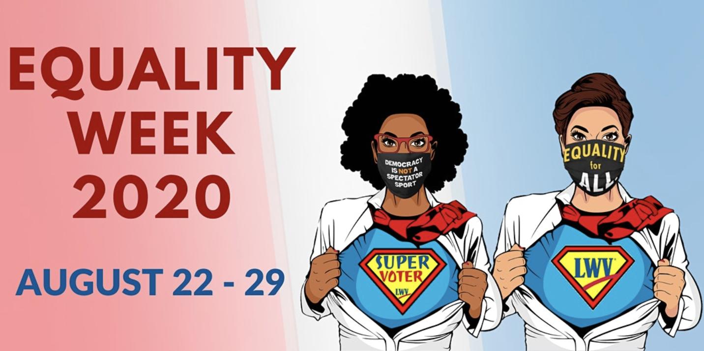 Equality Week, Swan House, Jovita Moore, LWVGA, League of Women Voters of Georgia