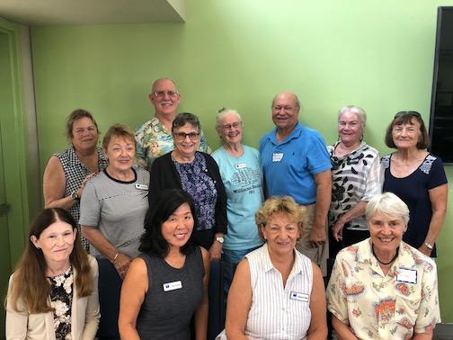 LWVHC 2019 Board Members Sept. Mtg.