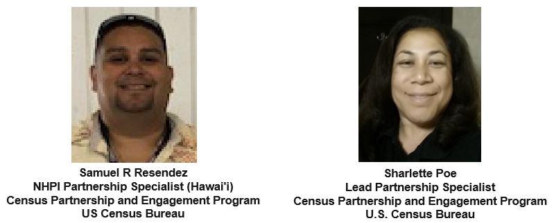 2020 Census guest speakers