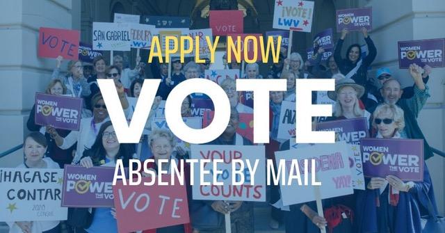 Vote by Mail Header