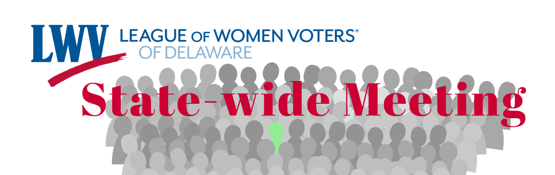 League of Women Voters of Delaware State-Wide Meeting