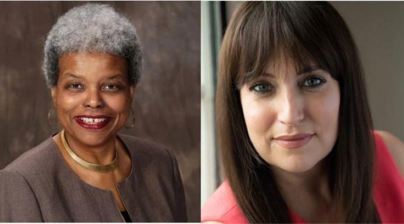 Photos of Deborah Turner and Virginia Kase
