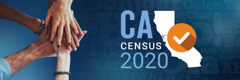 CA Census, be counted, California, Census, Community