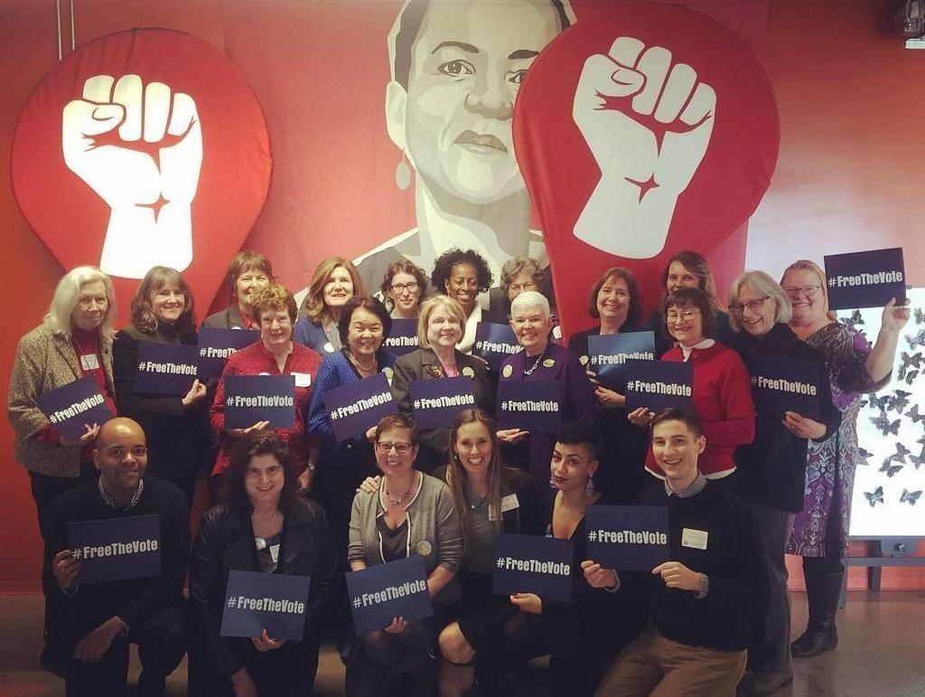 LWVC Legislative Wrap Up, advocacy, grassroots, California, League of Women Voters, freethevote, ACA 6