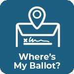 Where's my ballot?