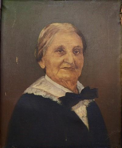 Image of suffragist Anna Duprey