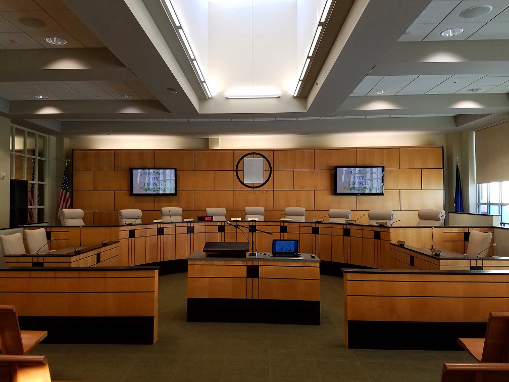 generic city council chamber