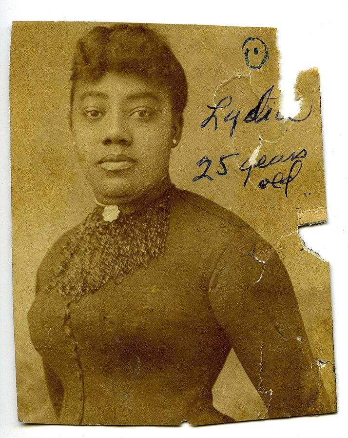 Suffragist Lydia Flood Jackson