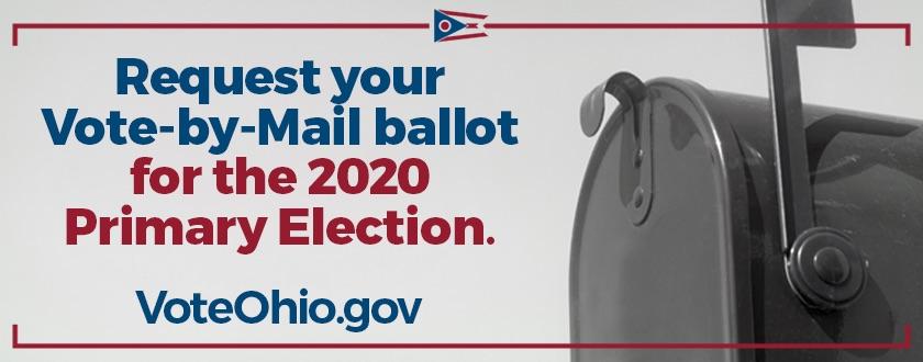 2020 Ohio Primary Election VoteOhio.gov