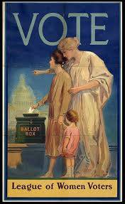 Suffrage Poster