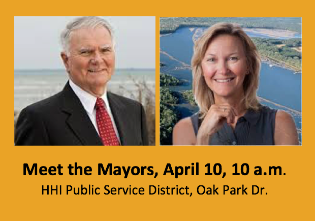 Mayors McCann and Sulka