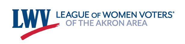 League of Women Voters of the Akron Area Logo