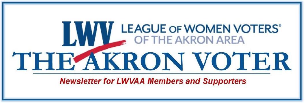 The Akron Voter Masthead