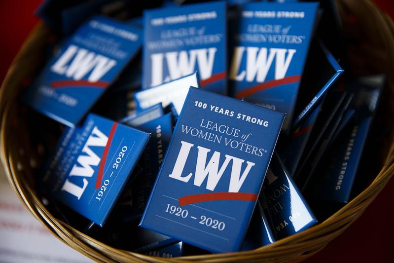 LWV 100 Years
