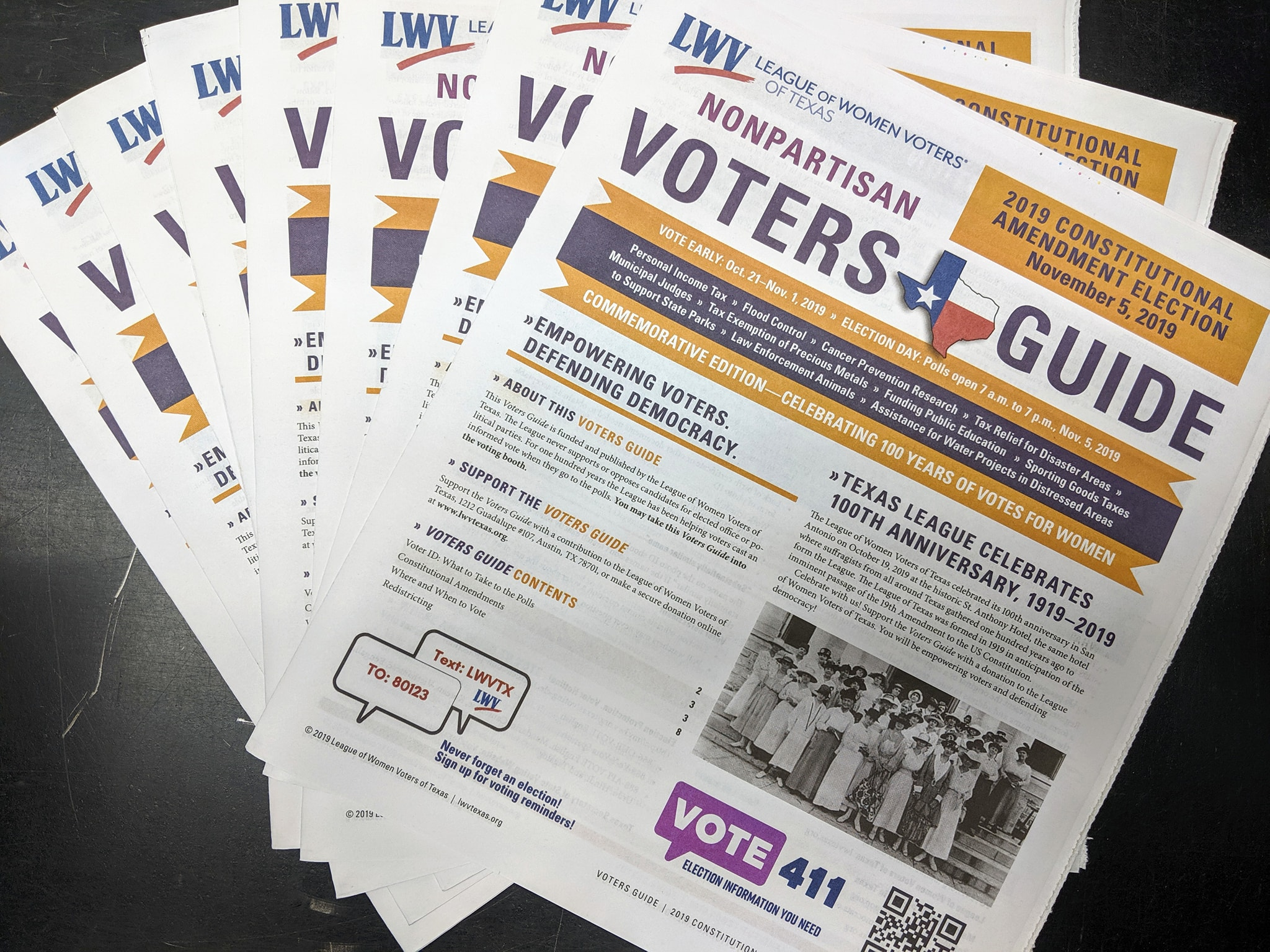 Voters Guides