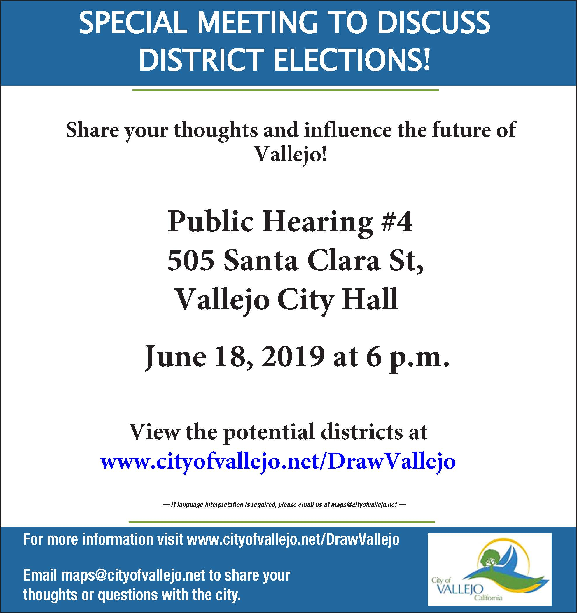 Vallejo District Elections Project