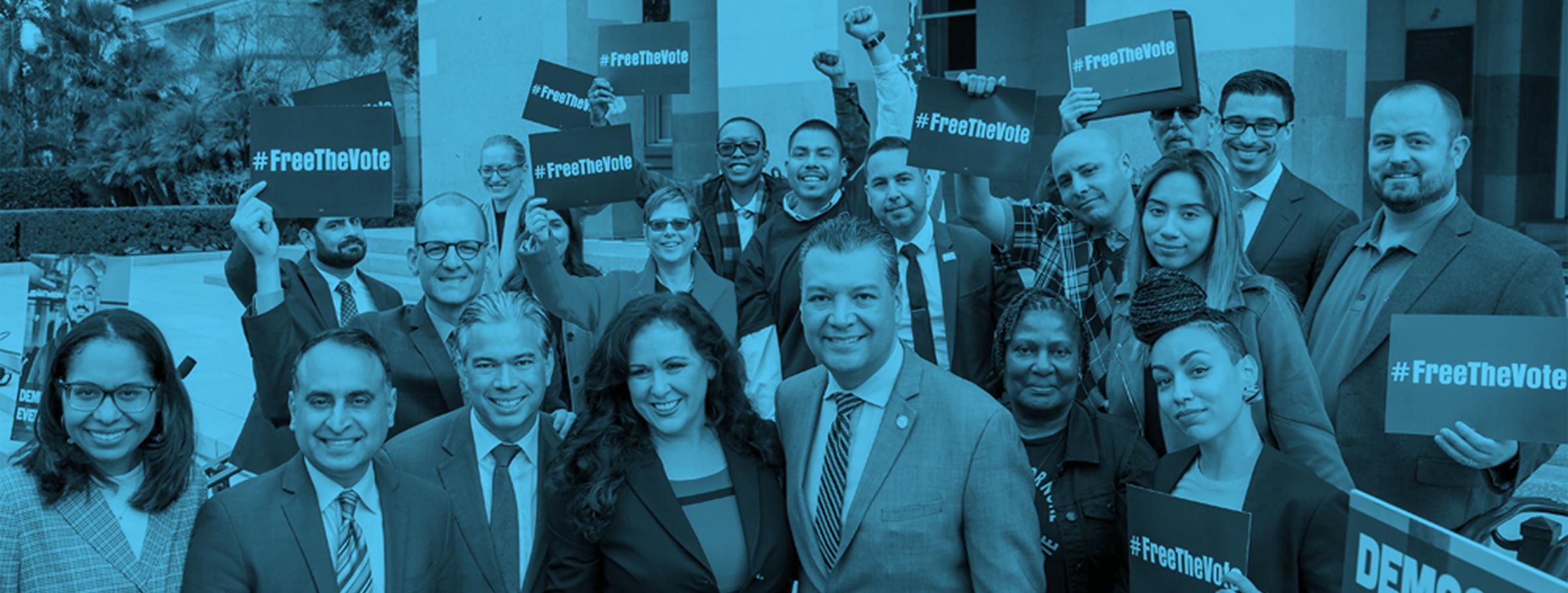 Free the Vote Coalition