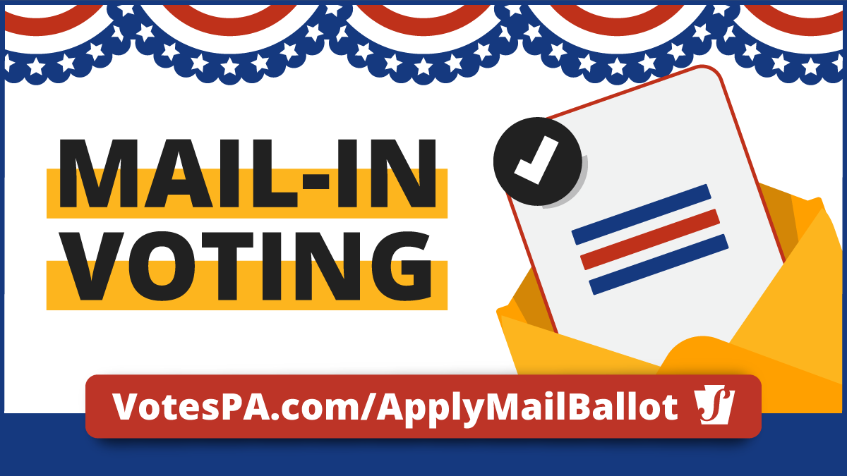 PA Mail-in Ballot