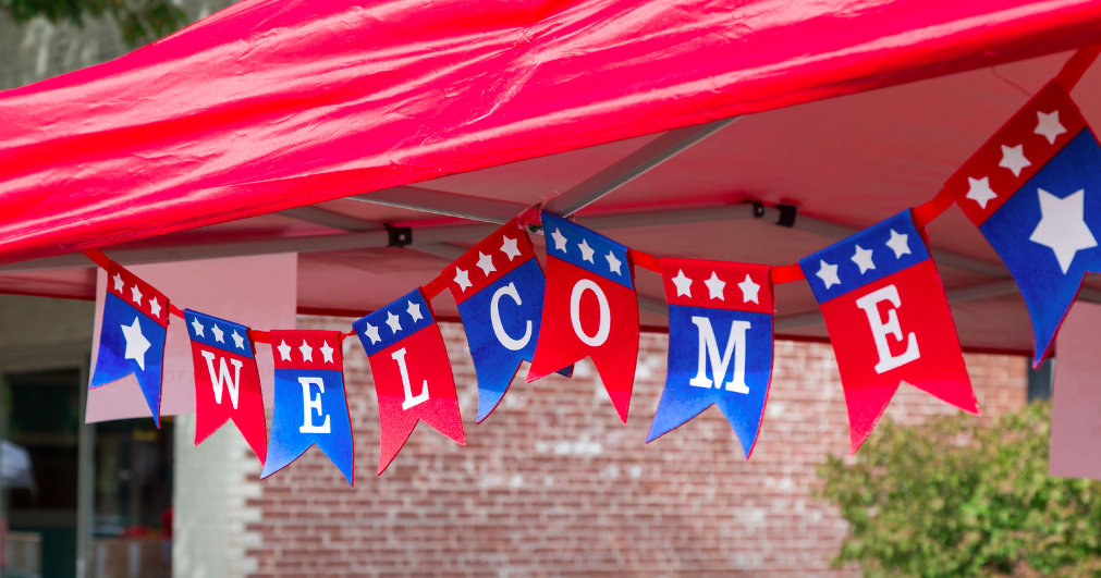 LWVUS Welcome Banner