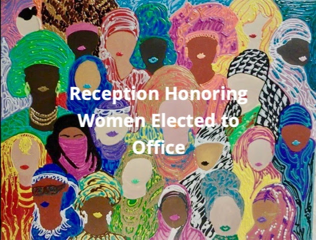 Reception Honoring Women Elected to Office