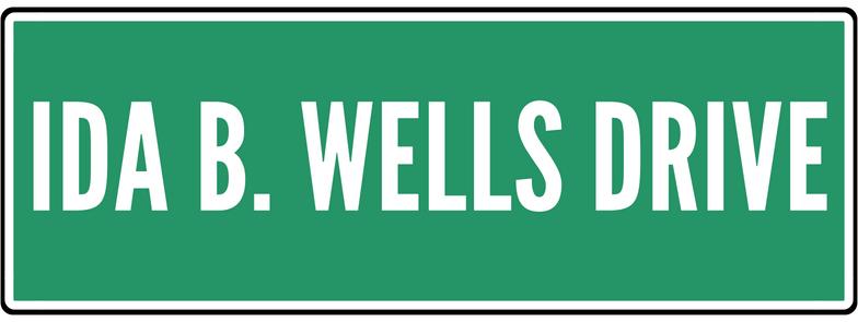 Ida B. Wells Drive