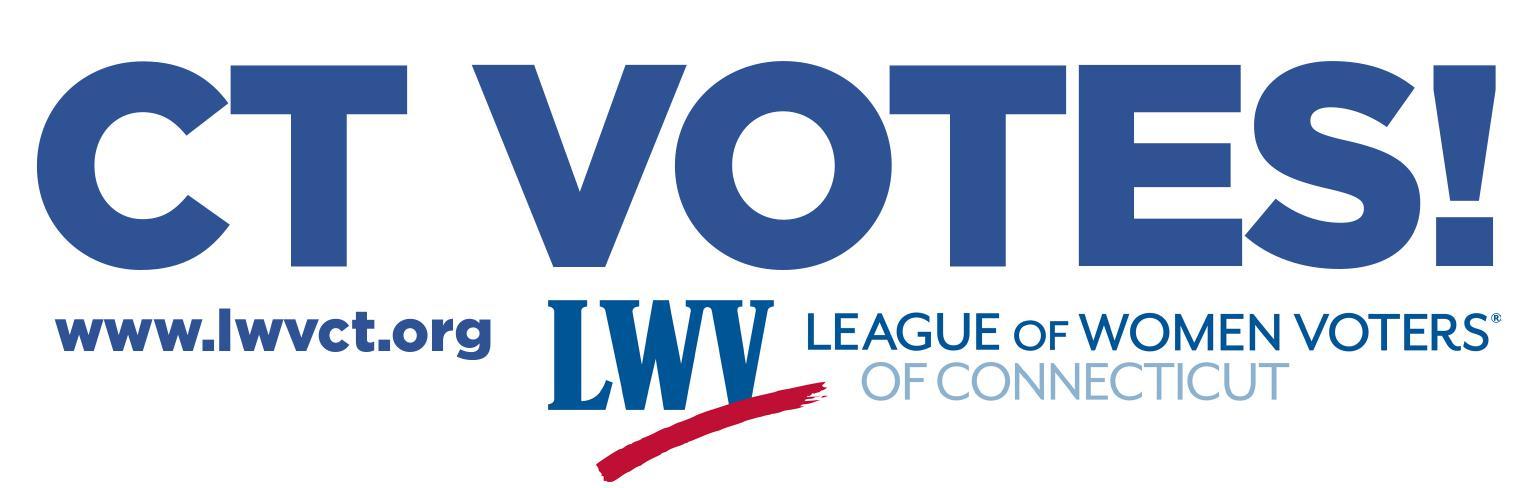 CT Votes! sign