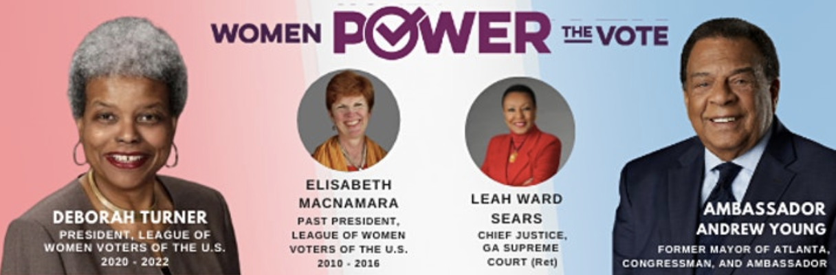 Women Power The Vote