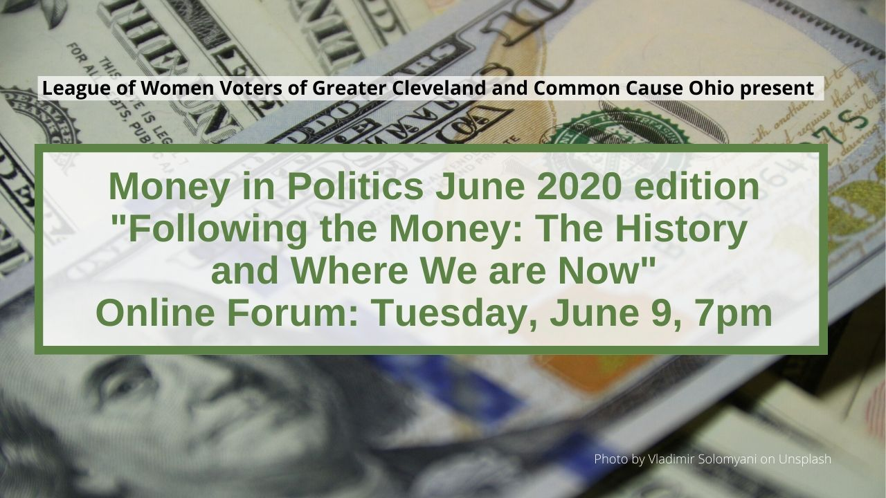 Money in Politics June 9