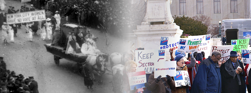 LWV Then and Now