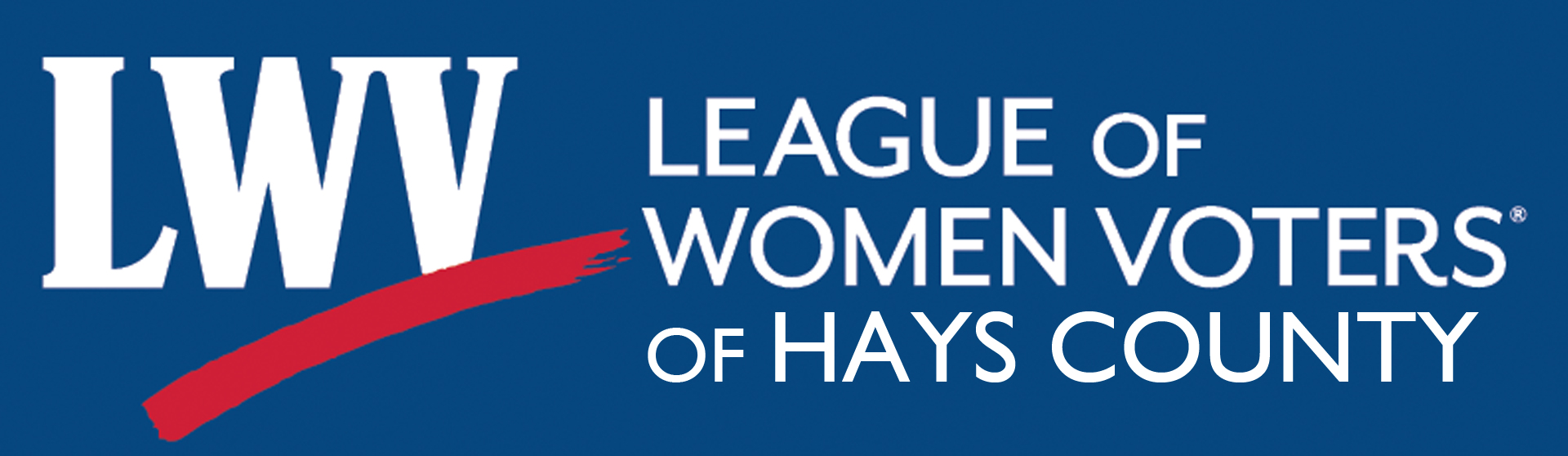 League of Women Voters of Hays County