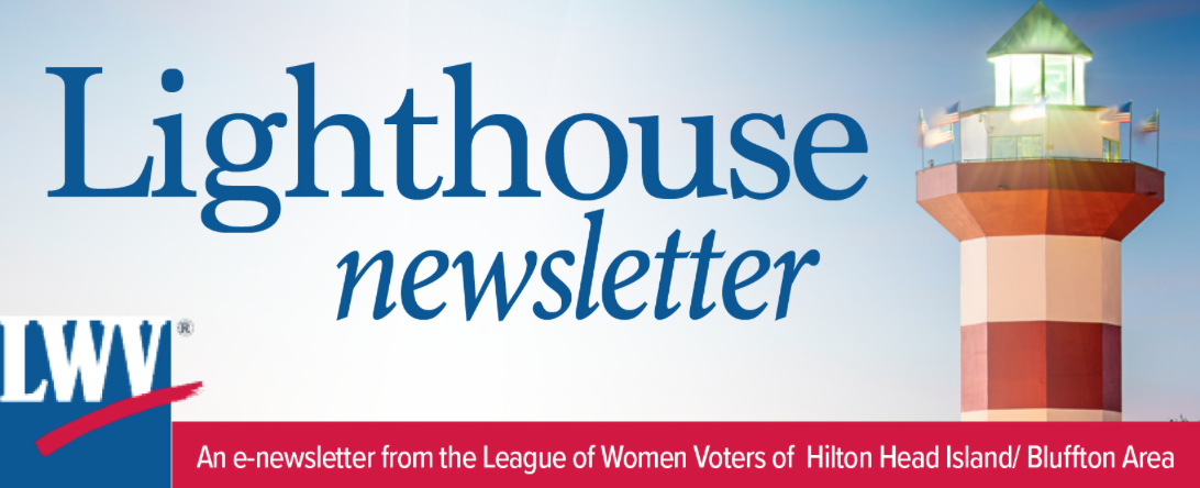 Lighthouse newsletter masthead