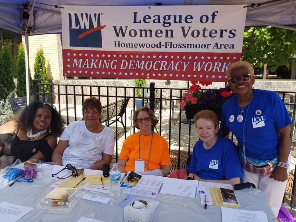Voter Services