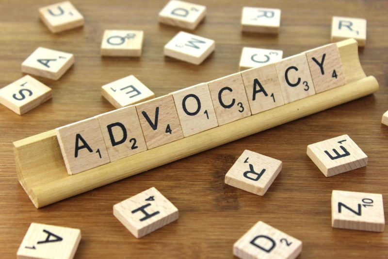 Advocacy Wooden Tiles