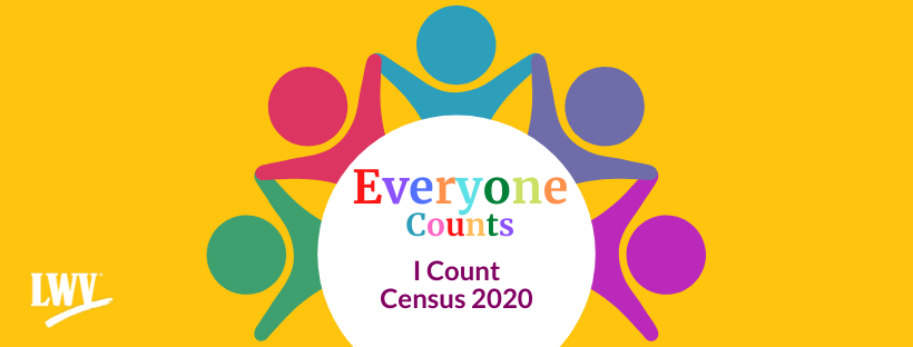 I count Census graphic