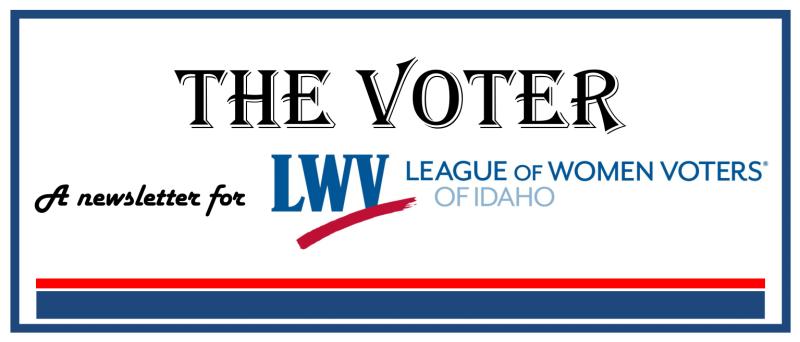 The LWVID Voter