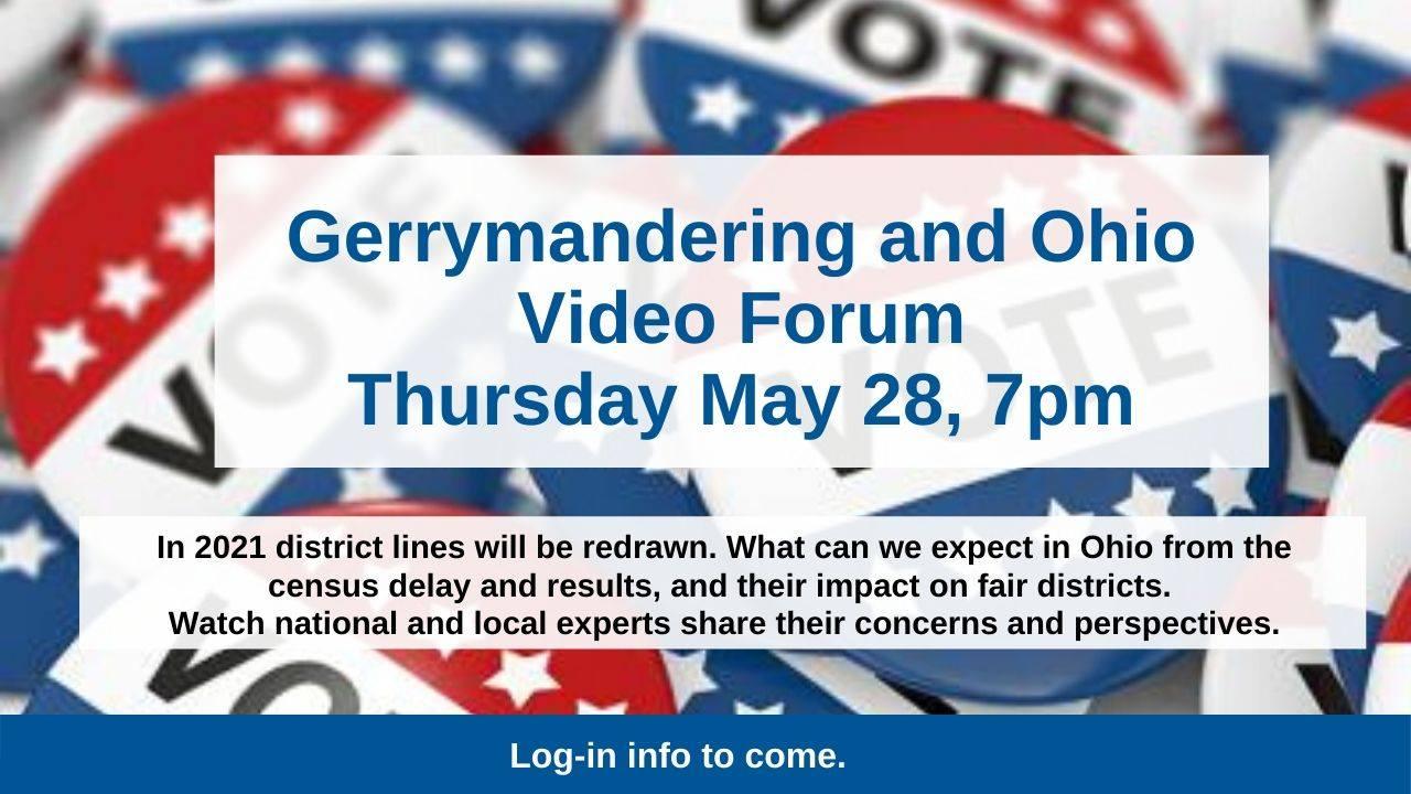 gerrymandering forum