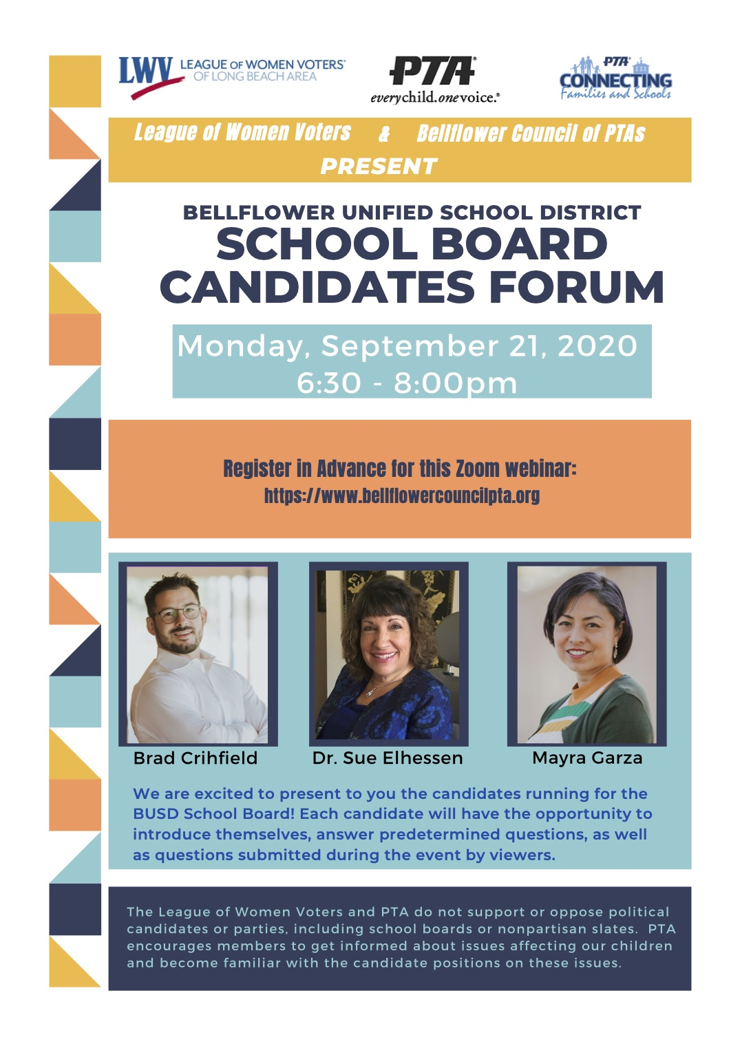 Bellflower Candidates Forum 2020