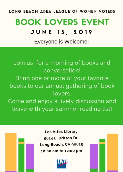 Book Lovers Event