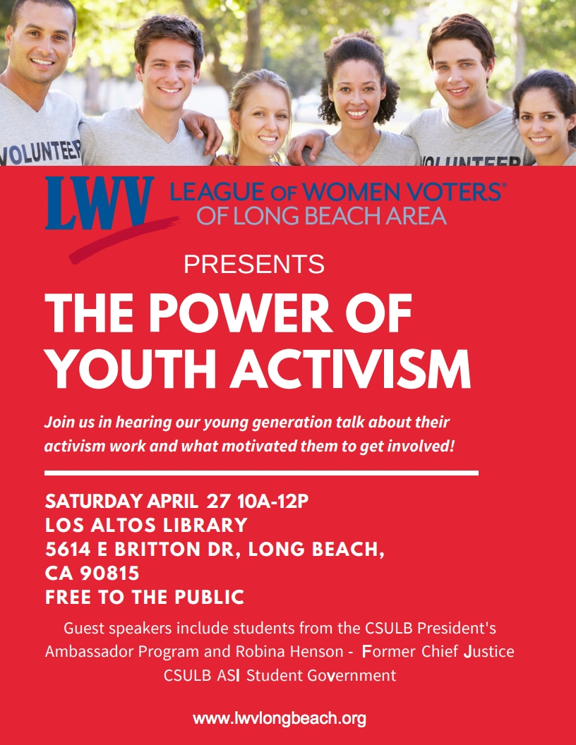 Power of Youth Activism