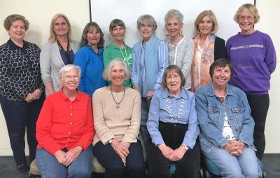 LWV Los Alamos 2019-2020 Board