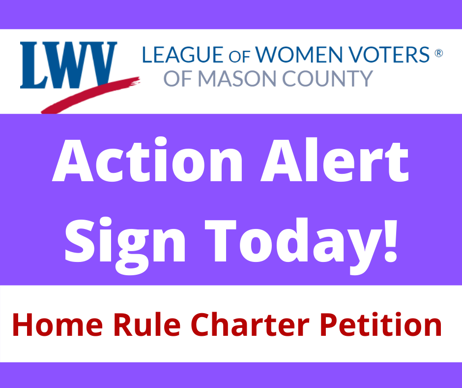 HOME RULE CHARTER PETITION