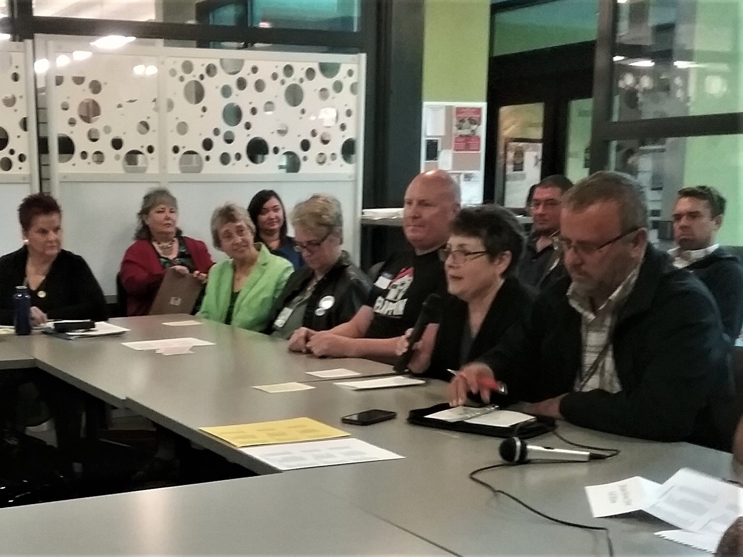Candidates speak at League of Women Voters Candidate Forum