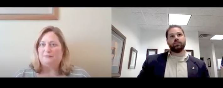 Bahr interview video