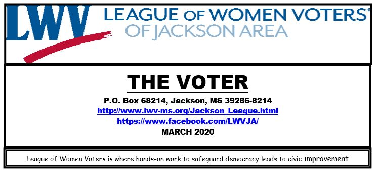 LWV of Jackson MS