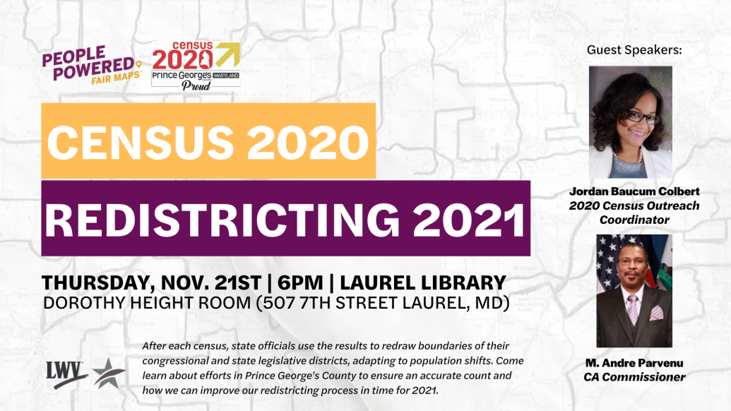 Graphic Census 2020 Redistricting 2021 Forum Nov 21, 2019
