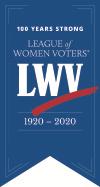 LWV 100th Centennial graphic