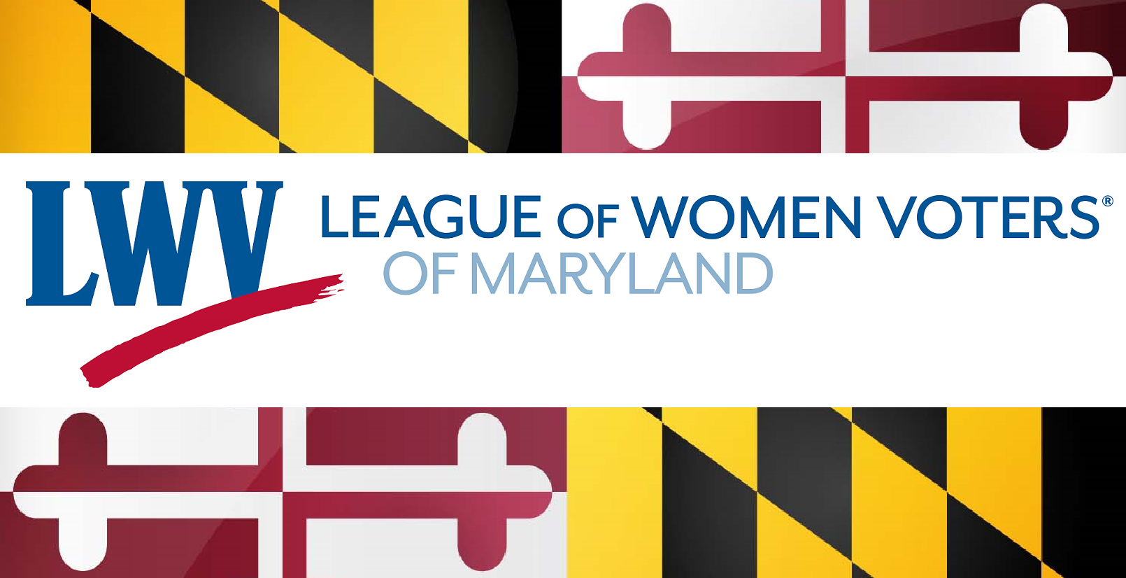 LWV Maryland logo